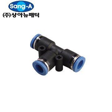 Đầu nối ống T ø8 SANG-A PUT0800