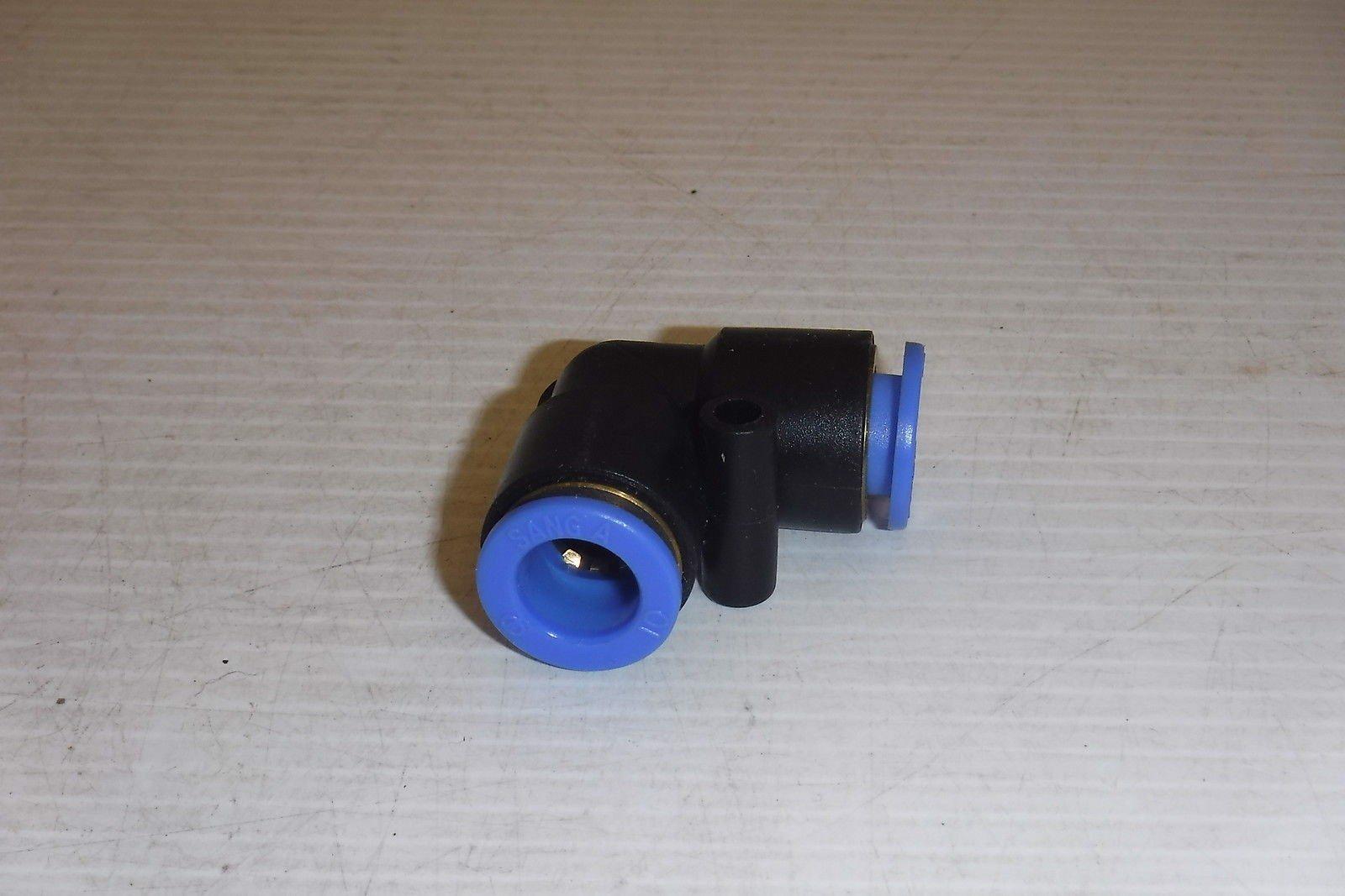 Đầu nối ống L ø6 SANG-A PUL0600