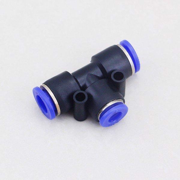 Đầu nối ống T ø12 SANG-A PUT1200