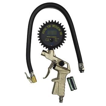 Súng bơm lốp có đồng hồ đo điện tử