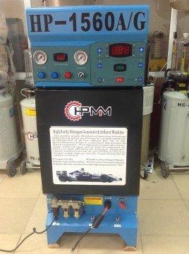 Máy bơm và tạo khí Nitơ  tự động
