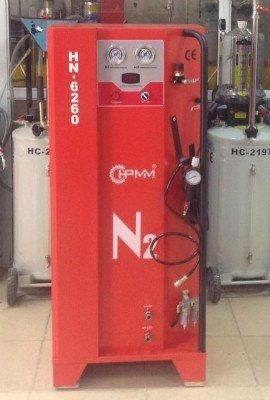 Máy bơm và tạo khí Nitơ bán tự động