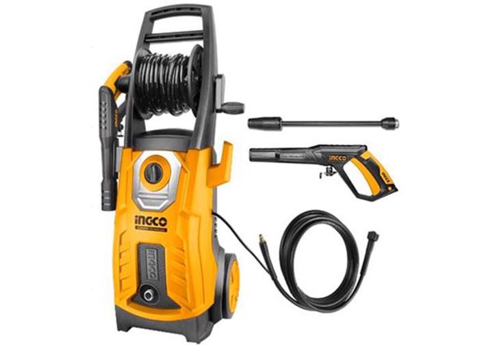 1800W Máy xịt rửa xe áp lực INGCO HPWR25008