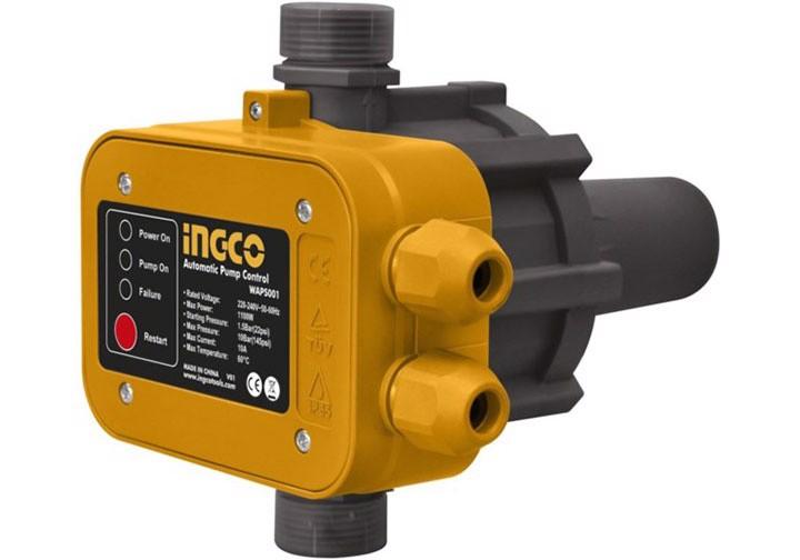 10Bar Rờ le tự động bơm nước bằng áp suất INGCO WAPS001