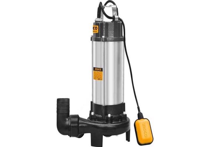 2200W Máy bơm chìm nước thải INGCO SPDB22001