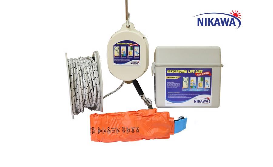 45m Dây thoát hiểm Nikawa KDD-15F