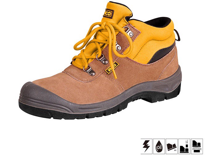 Giày bảo hộ INGCO SSH12S1P.43