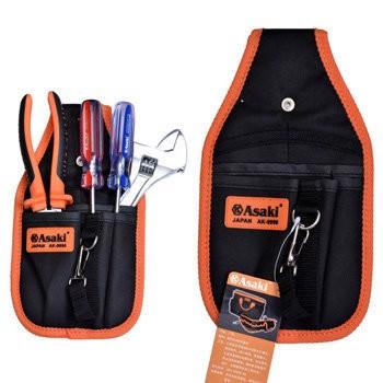 Túi đeo đồ nghề 6 ngăn Asaki AK-9990