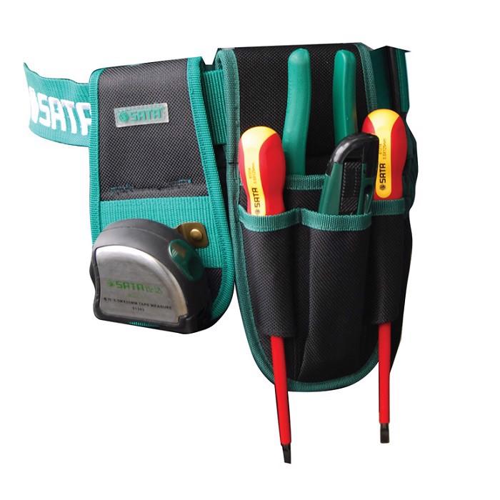 Túi đeo dụng cụ 4 ngăn Sata 95-211 (95211)
