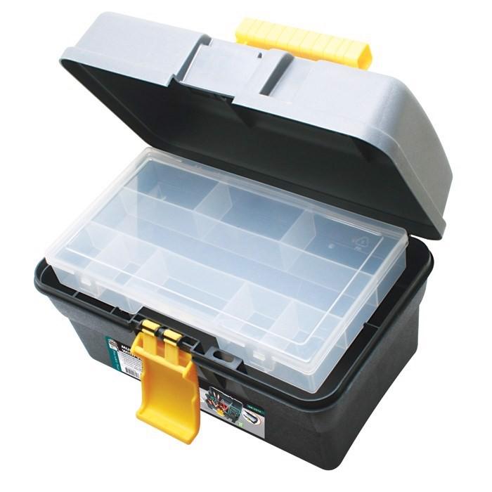 Hộp nhựa đựng linh kiện, dụng cụ Pro'skit SB-2918