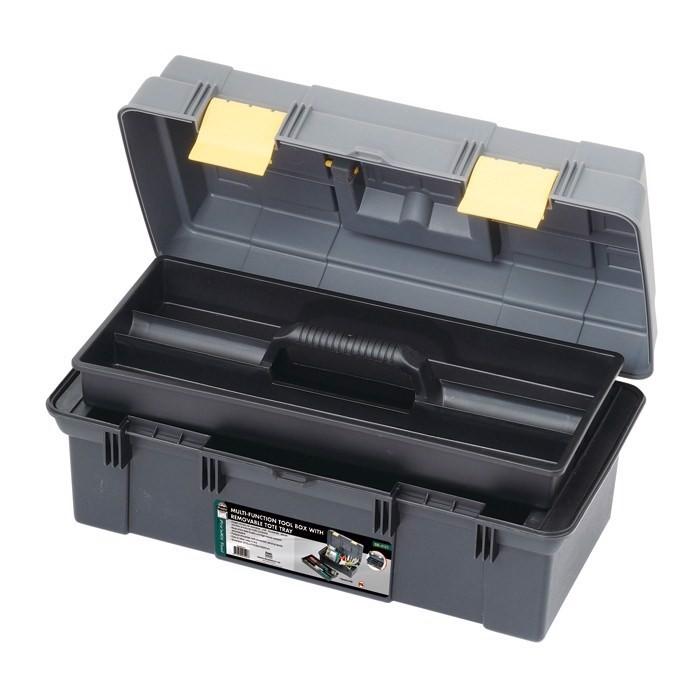 Hộp nhựa đựng linh kiện, dụng cụ Pro'skit SB-4121
