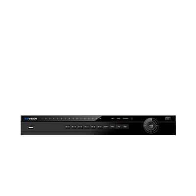 KBVISION ĐẦU GHI HÌNH  5 IN 1 H265+ HỔ TRỢ CAMERA LÊN ĐẾN 5.0MP KX-8416H1