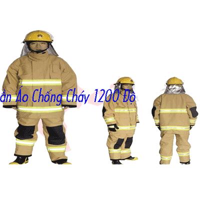 Quần áo chống cháy 1200 độ QACN-18106