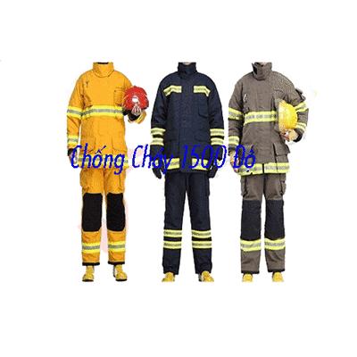 Quần áo chống cháy 1500 độ QACN-18104