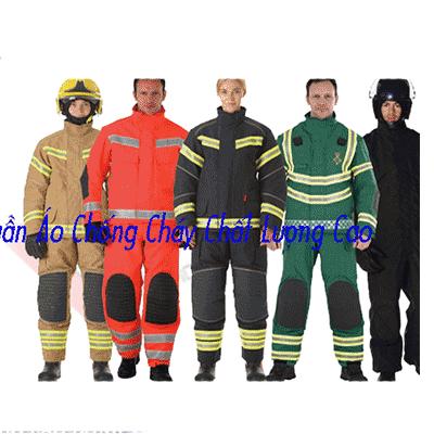 Quần áo chống cháy chất lượng cao QACN-18102