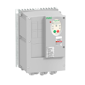 Biến tần Schneider ATV212WU55N4 – 5,5KW 7,5HP 480V TRI CEM IP54 variable speed drives