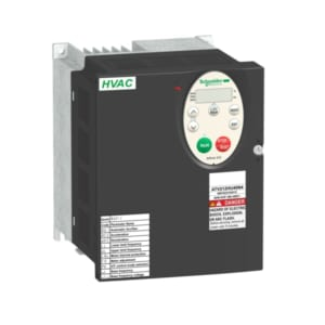 Biến tần Schneider ATV212HU30N4 – 3KW NAHP 480V TRI CEM IP20 variable speed drives