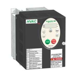 Biến tần Schneider ATV212HU15N4 – 1,5KW 2HP 480V TRI CEM IP20 variable speed drives