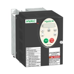 Biến tần Schneider ATV212H075N4 – 0,75KW 1HP 480V TRI CEM IP20 variable speed drives