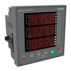 Đồng Hồ Đa Năng LED Display, VAF PF %Unbalance Timmer, Class1, Modbus