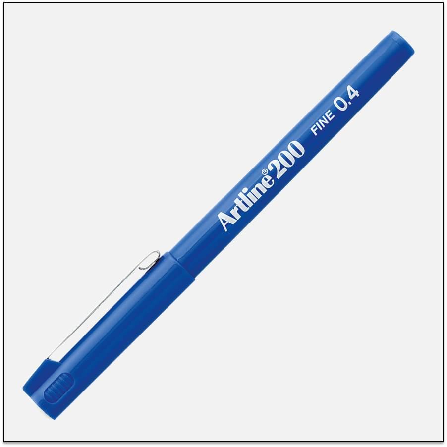 Bút lông kim Artline EK - 200