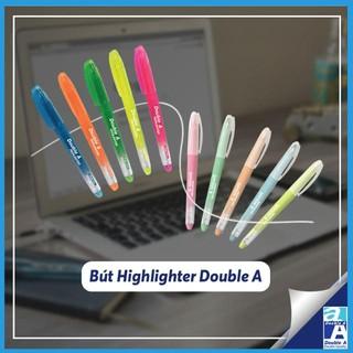 Bút Dạ Quang - Màu Dịu Double A