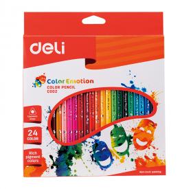 Bút chì màu deli EC00220