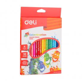 Bút chì màu deli EC00210