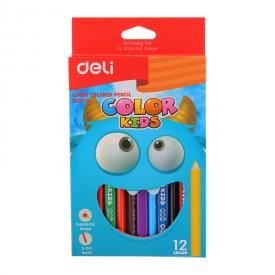 Bút chì màu deli EC00600