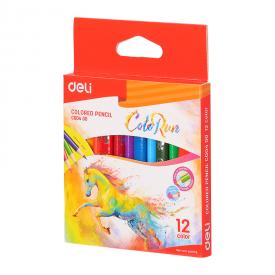 Bút chì màu deli EC00400