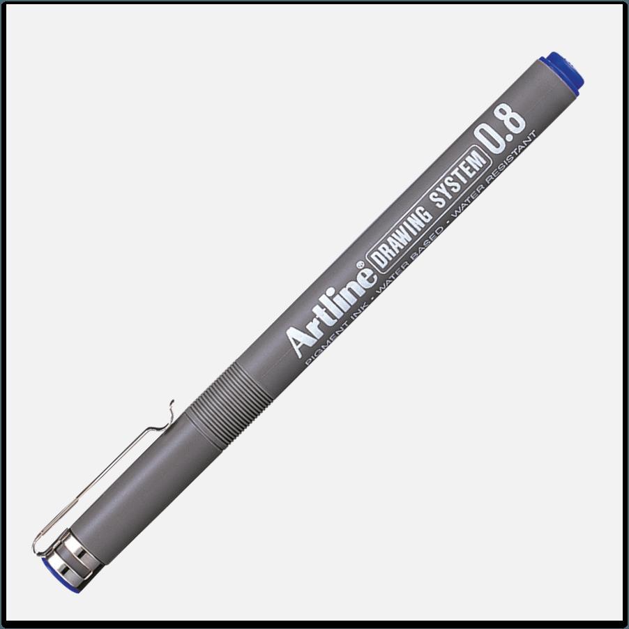 Bút lông kim Stix Artline ETX-200