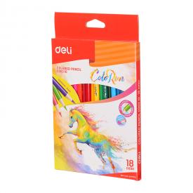 Bút chì màu deli EC00310
