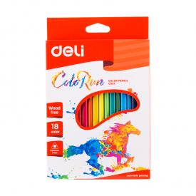 Bút chì màu deli EC00110