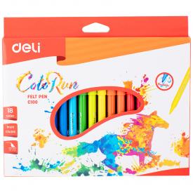 Bút màu nước Deli EC10010
