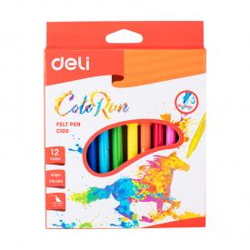 Bút màu nước Deli EC10000