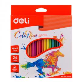 Bút chì màu Deli EC00120