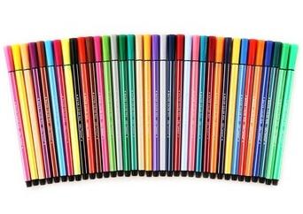 Bút Màu Nước - 36 Màu Deli - 7068