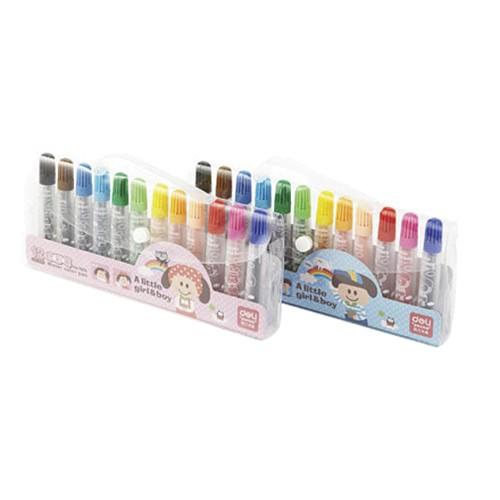 Bút Nước 12 Màu Deli - 7055