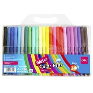 Bút Nước 24 Màu Deli - 37171