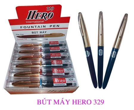 Bút Máy Hero 329