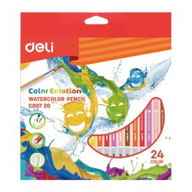 Bút chì màu deli EC00720