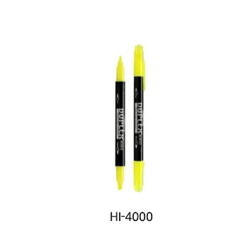 Bút 2 Đầu Dạ Quang Lineplus HI-4000
