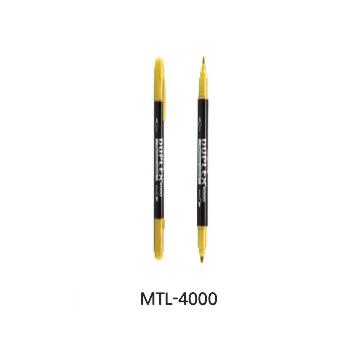Bút Kim Loại 2 Đầu ngòi LinePlus MTL- 4000