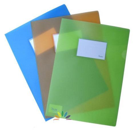 Bìa Lá Nhựa F Plus