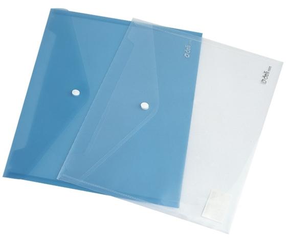 Túi Clear Bag - Mỏng Deli - 5505