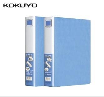 Bìa còng nhẫn KKY kokuyo 4PA4 xanh dương