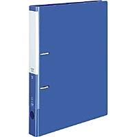 Bìa còng nhẫn KKY 6PA4 - xanh dương FU-440B