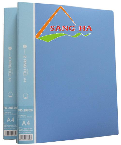Bìa nhẫn Thiên Long 2-ORing 20 FO-ORB04