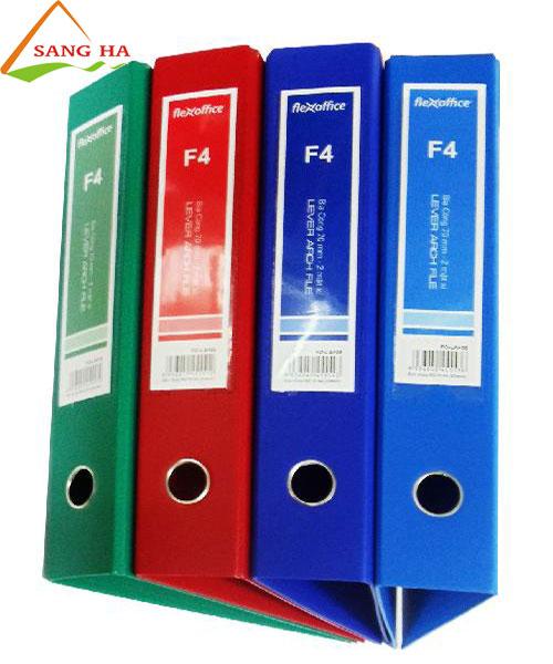 Bìa còng Thiên Long 70mm F4 / FO-LAF08 (2 mặt si)