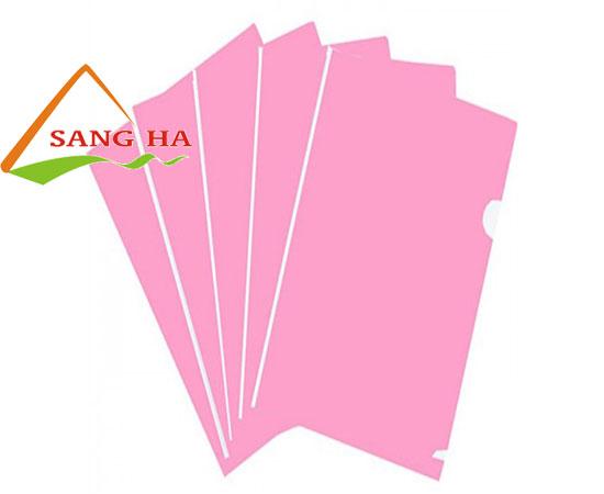Bìa lá Thiên Long A4 FO - CH03 (độ dày 0.15mm)